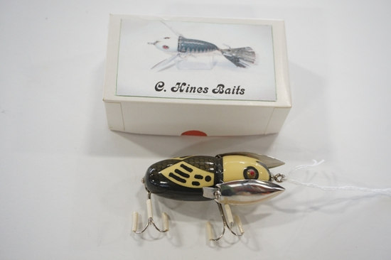 C. Hines No 315 Crawler Lure