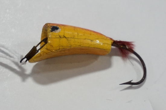 Red/Brown Lure