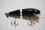 Black 2 Hook Lure