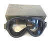 STEMACO PRODUCTS U.S. MILITARY GOGGLES IN BOX