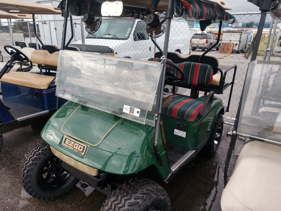 EZ-GO 36 VOLT ELECTRIC GOLF CART