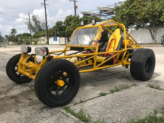 1971 VW DUNE / RAIL BUGGY STREET LEGAL