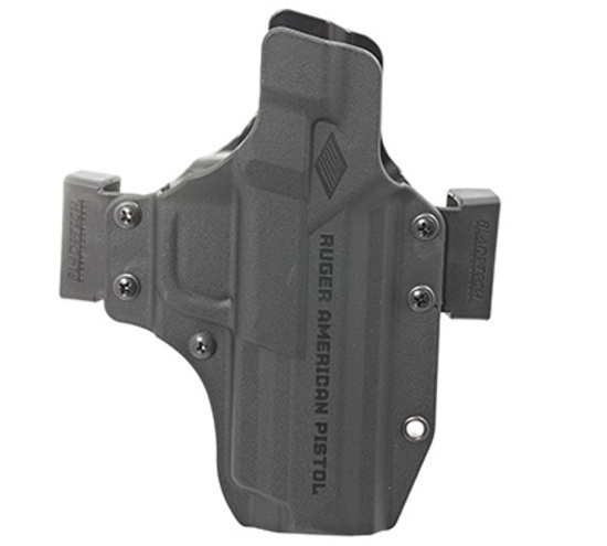 BLADE-TECH TOTAL ECLIPSE HOLSTER NEW IN PKG. FOR RUGER AMERICAN 9MM, .40, & .45 CAL.