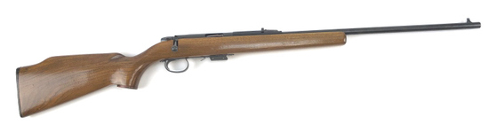 REMINGTON MODEL 591M 5MM MAG. BOLT RIFLE WITH MAG.