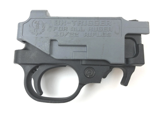 RUGER BX-TRIGGER ASSEMBLY FOR 10/22 OR CHARGER