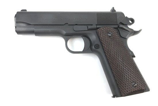 ATI (AMERICAN TACTICAL) M1911 GI PISTOL 9MM w/CASE