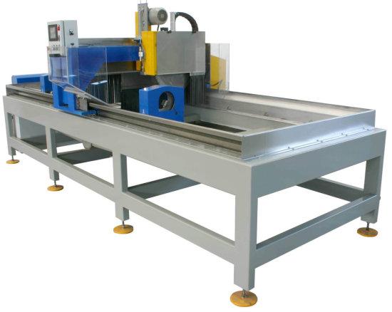 ARTIMECC MDL: IB 105-R ROD CROPPING SAW: Max Rod Length: 3000 MM • Cropping