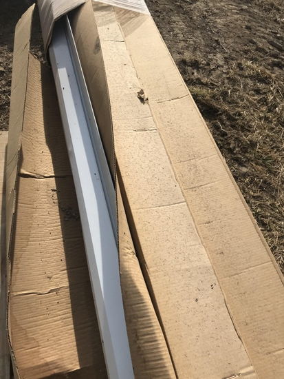 3 New - 10' Pole Barn Roof Vents