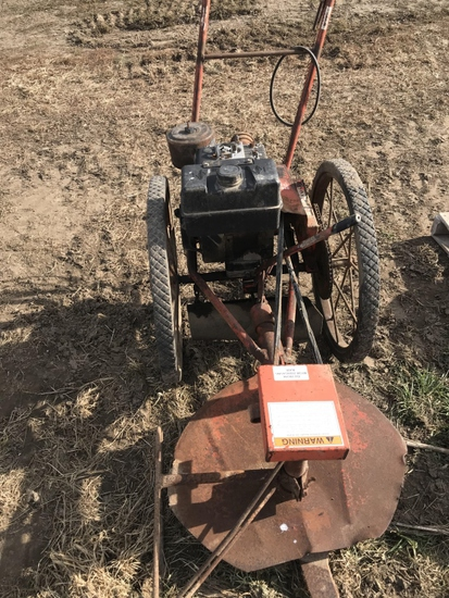 Bachtold Weed Mower