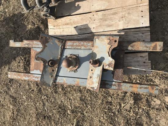 B&W Gooseneck Hitch Plate