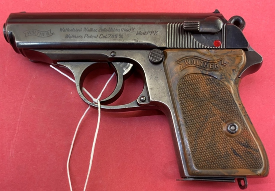 Walther Ppk .32 Pistol