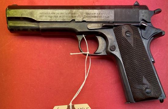 Colt 1911 .45 Auto Pistol