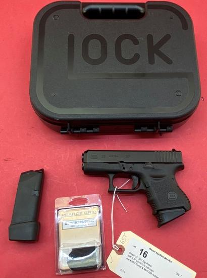 Glock 33 .357 Sig Pistol