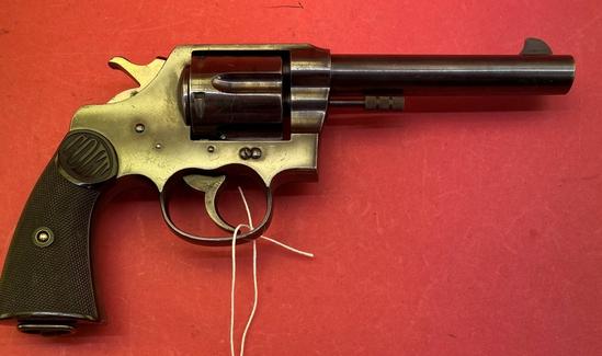 Colt New Service .455 Eley Revolver