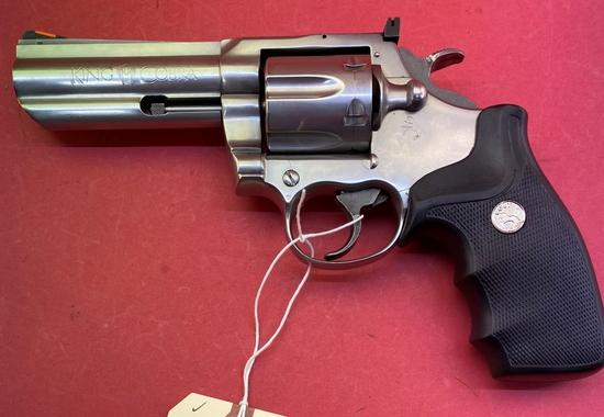 Colt King Cobra .357 Mag Revolver