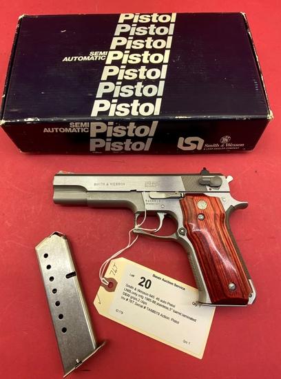 Smith & Wesson 645 .45 Auto Pistol