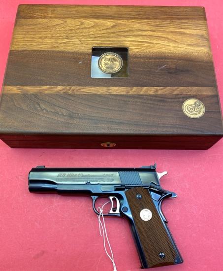 Colt Gold Cup Nm .45 Auto Pistol