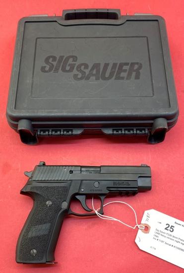 Sig Sauer P226 9mm Pistol
