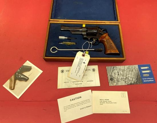 Smith & Wesson 27-2 .357 Mag Revolver