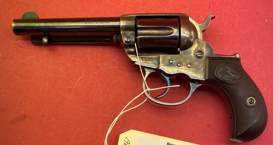 Colt 1877 .41 Colt Revolver