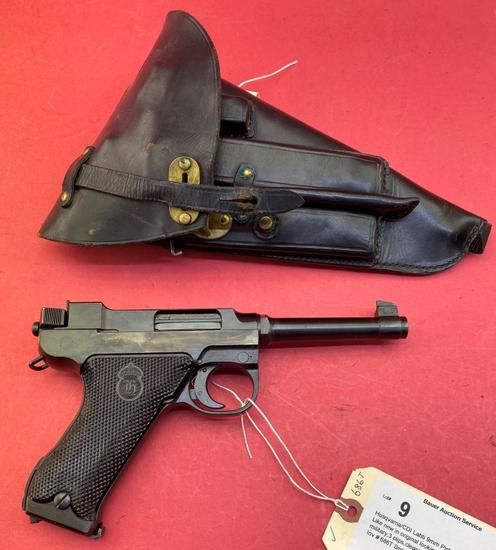 Husqvarna/cdi Lahti 9mm Pistol