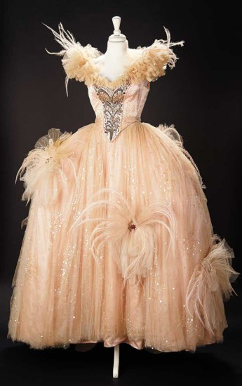 """Outstanding Costume from the Fantasy Broadway Scene of the 1941 Film """"Kathleen"""" $5000+"""