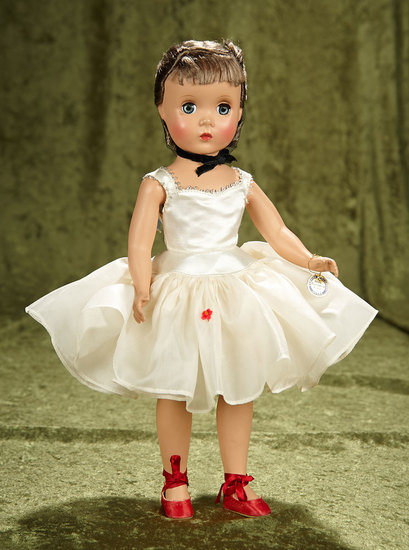"14"" Maggie Face Ballerina in Original Tagged Costume by Alexander. $300/500"