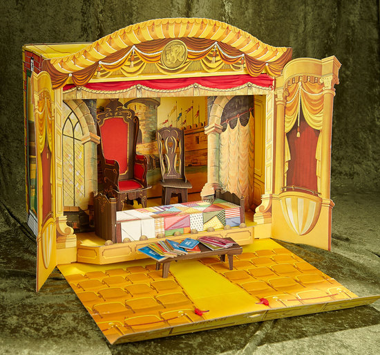 Barbie and Ken Little Theatre Playset with Accessories. $400/500