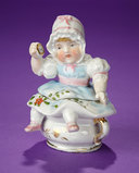 German Porcelain Trinket Box