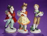 German Porcelain Vignette