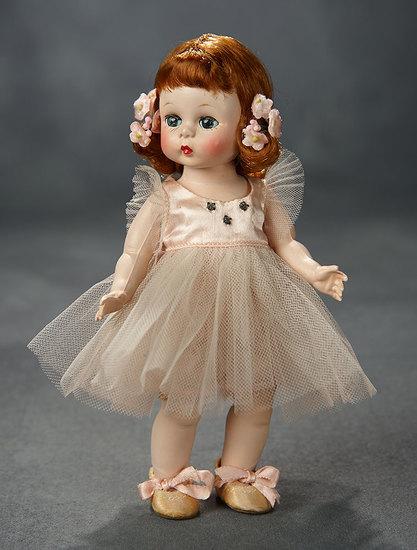 Alexander-Kins Red-Haired Ballerina, 1953 300/500