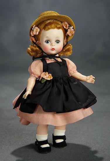 "Alexander-Kins ""Wendy Wears a Pinafore"", 1956 300/500"
