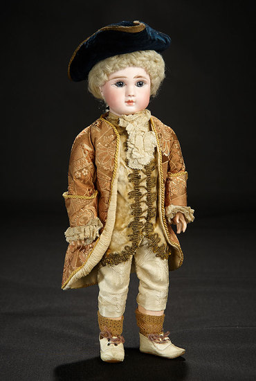 Petite French Bisque Bebe, Figure A, by Jules Steiner as Marquis 2200/2800
