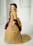 Beautiful French Bisque Poupee by Jumeau with Original Couturier Costume 2800/3500
