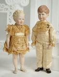 American Porcelain Portrait Doll of Princess Anne by Martha Thompson 400/500