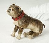 American Wooden Glass-Eyed Bulldog by Schoenhut 800/1100
