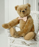 German Mohair Teddy by Bing with Mechanical Head Movement 800/1100