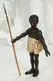 American Wooden African Native from Teddy's Adventures in Africa Series 1000/1400