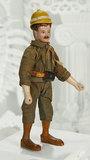American Wooden Adventurer from Teddy's Adventures in Africa Series 700/1000
