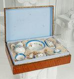 All-Original French Toilette for Poupee in Original Presentation Box from Simonne 1100/1500