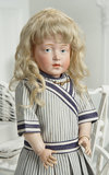 Rare German Bisque Art Character, Model 150, by Simon and Halbig 11,000/15,000