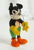 German Felt Mickey Mouse by Steiff 400/500