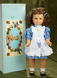 German doll by Gotz in original butterfly costume for the French market from Au Nain Bleu $100/200