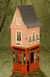 French miniature Boulangerie shop filled, baked goods, commission for Huguette Clark $200/400