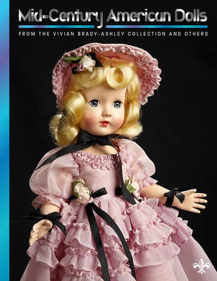 Mid-Century American Dolls