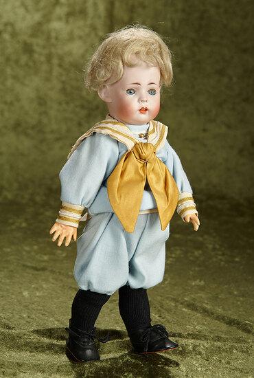"14"" German bisque toddler by Konig and Warnecke. $400/500"