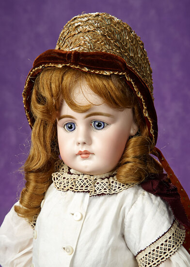 German Bisque Closed Mouth Child, 949, by Simon and Halbig 1100/1400