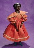 Rare American Brown-Complexioned Doll by Joel Ellis 800/1100