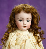 Petite German Bisque Child, Model 1279, by Simon and Halbig 500/700