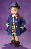 French Bisque Character, 247, by SFBJ with Toddler Body 1100/1500